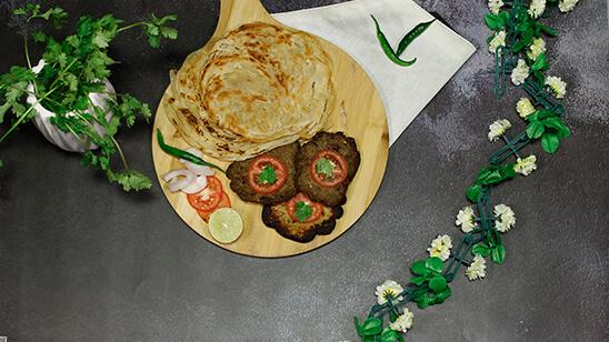 Laccha Paratha | Masala Kitchen