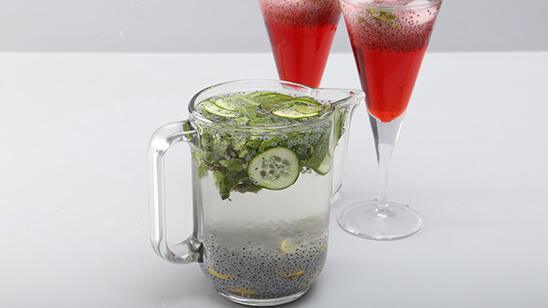 emon Chia Water Recipe | Dawat
