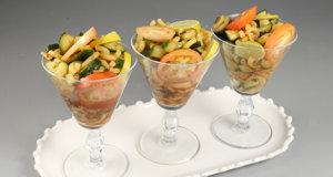Macaroni And Cucumber Salad Recipe | Tarka
