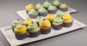 Magnolias Vanilla Cupcakes Recipe | Food Diaries