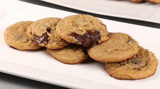 Peanut Butter Chocolate Cookies Recipe | Food Diaries