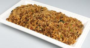Qeema Biryani Recipe | Food Diaries