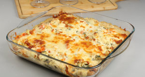 Vegetable Casserole Recipe | Food Diaries