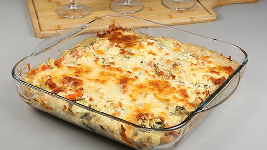 Vegetable Casserole Recipe   Food Diaries