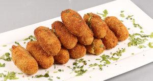 Potato Croquettes Recipe | Lazzat