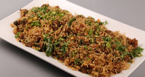 Qeema Pulao Recipe | Food Diaries