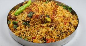 Beef Tandoori Biryani Recipe | Tarka