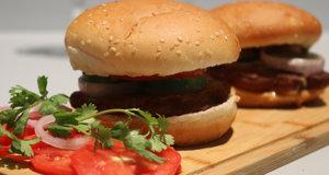Chapli Burger Recipe | Lively Weekends