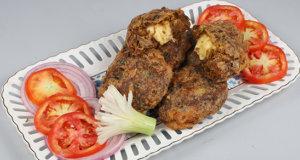 Cheese Bharay Shami Kabab Recipe | Flame On Hai