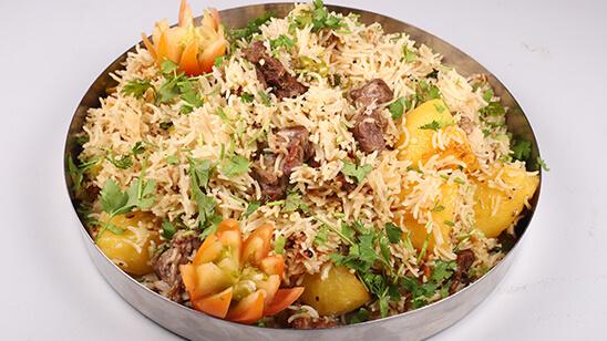 Classic Mutton Pulao Recipe | Tarka