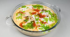 Carrot Custard Recipe | Tarka