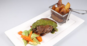Chimichurri Beef Steak Recipe | Food Diaries