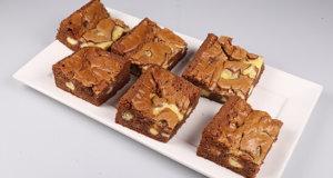 Choco Haze Cheese Brownie Recipe | Masala Mornings