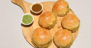 Dabeli (Indian street food) Recipe | Flame On Hai