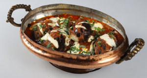 Egg Plant Tikka Masala Recipe | Lazzat