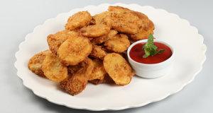 Fried Potatoes Recipe | Lazzat