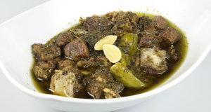 Green Chicken Karahi Recipe | Dawat