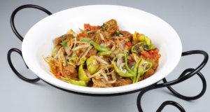 Hyderabadi Kali Mirch Gosht Recipe | Tarka