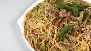 Juicy Beef Pasta Recipe | Tarka