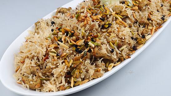 Moroccan Rice Recipe | Masala Mornings