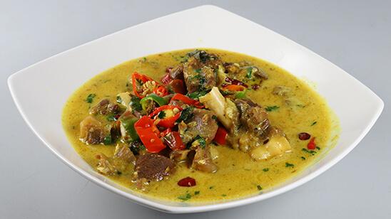Malaysian Mutton Recipe | Tarka