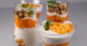 Mango Tango Yogurt Recipe | Food Diaries