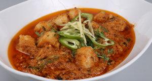 Nawabi Fish Karahi Recipe | Flame On Hai