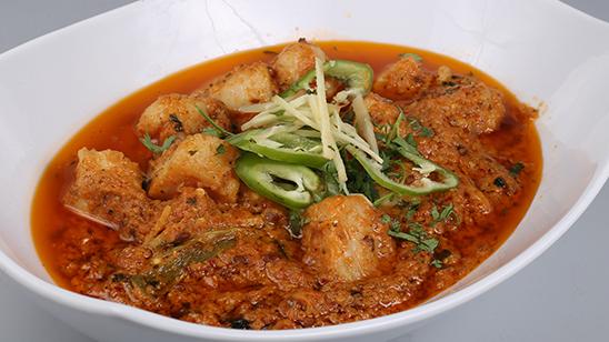 Nawabi Fish Karahi Recipe   Flame On Hai