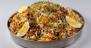 Shola Biryani Recipe   Lazzat
