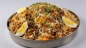 Shola Biryani Recipe | Lazzat
