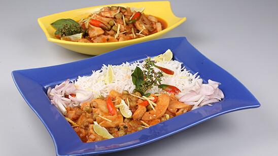 Thai Red Curry Recipe | Dawat