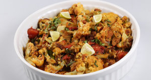 Achaari Gobi Recipe | Dawat