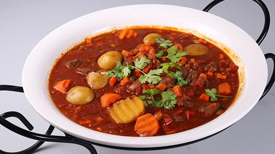 Hungarian Beef Goulash Recipe   Food Diaries