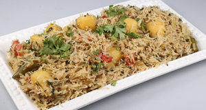 Methi Mirch Chawal Recipe | Tarka