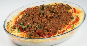 Mince Noodles Rice Recipe | Tarka
