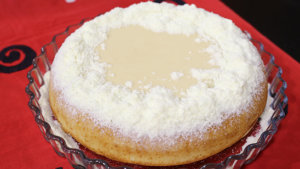 Avalanche Milk Cake Recipe | Food Diaries