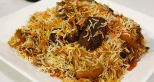 Beef Masala Biryani Recipe | Flame On Hai