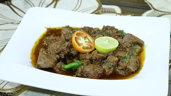 Barbeque Beef Tikka Masala Recipe | Tarka