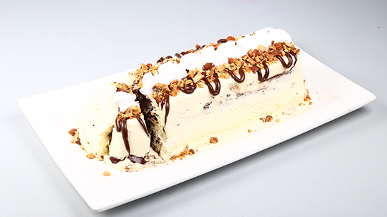 Chocolate Semifreddo Recipe | Masala Mornings