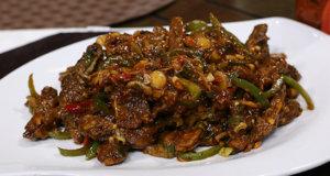 Crispy Chili Beef Recipe | Food Diaries