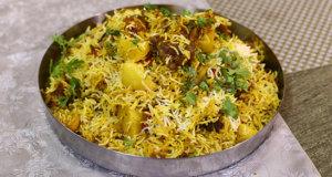 Delhi ki Biryani Recipe | Tarka