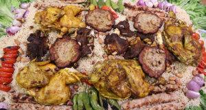 Dumpukht Special Platter Recipe | Lively Weekends