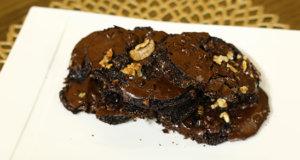 Flourless Brownie Cookies Recipe | Food Diaries