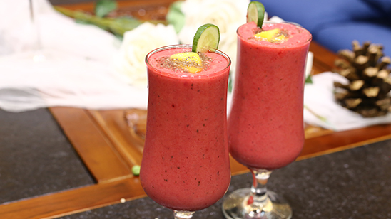 Fruit And Vegetable Smoothie Recipe  Lively Weekends