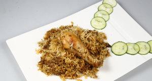 Hari Chutney Pulao Recipe | Food Diaries