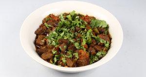Hari Mirch Kaleji Recipe | Tarka
