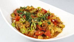 Lauki ki Bhujia Recipe   Tarka
