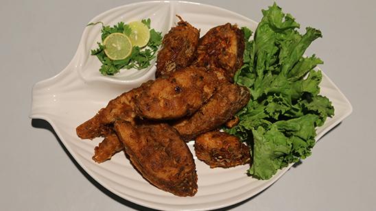Lahori Fish Fry Recipe | Tarka