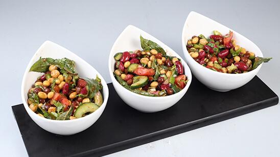 Mix Beans Salad Recipe   Dawat