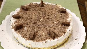 No Bake Cheese Cake Recipe | Masala Mornings